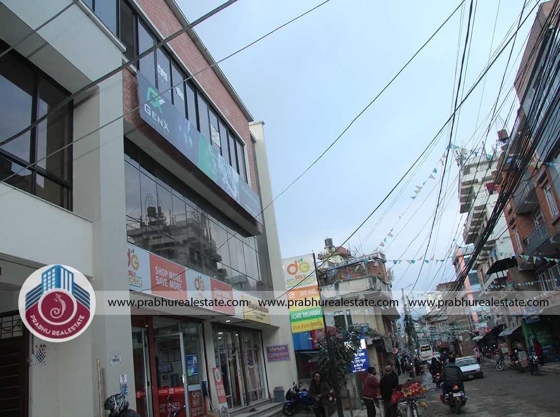 Office Space For Rent at Golkhupakha Thamel